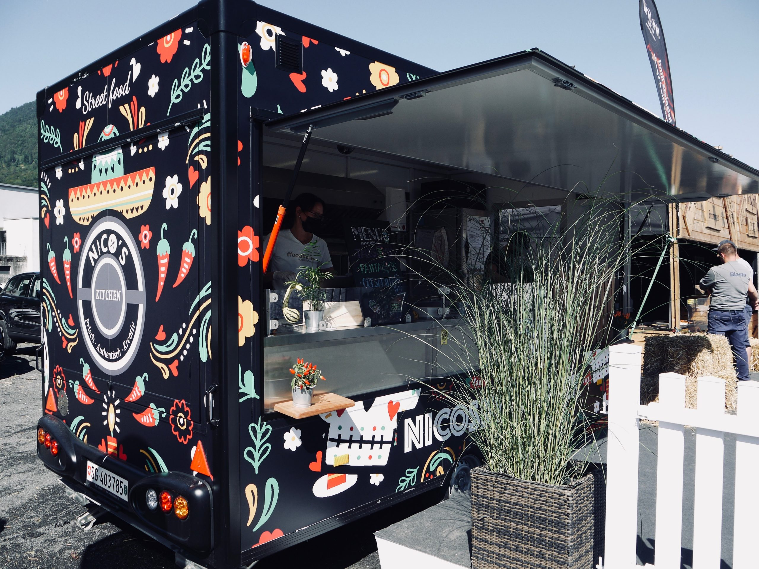 New Foodtrailer is on the road!!!